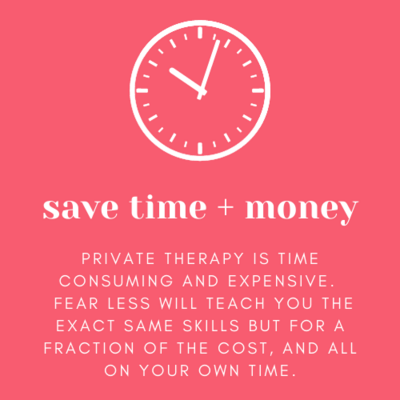 save time + learn at your own pace