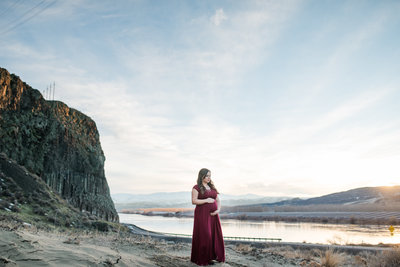 Marie's Maternity Session-0011