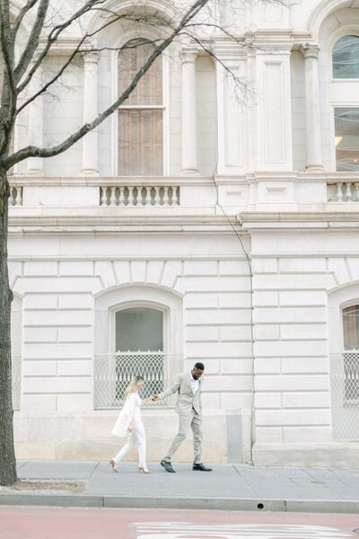 City Chic Elopement Engagement Session by Charlottesville Virginia Washington DC Maryland Wedding Photographer Costola Photography_1029