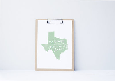 artprint_texaslove