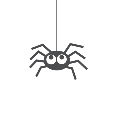 SpiderLookingUp