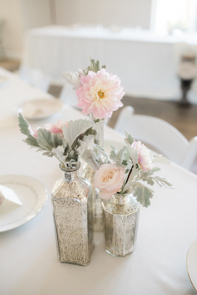 Floral Centerpiece by Dallas Photographer