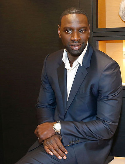 Omar Sy  Paris Hair Stylist Artist Celebrity
