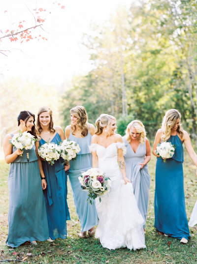 Autumn Creek Vineyards Wedding