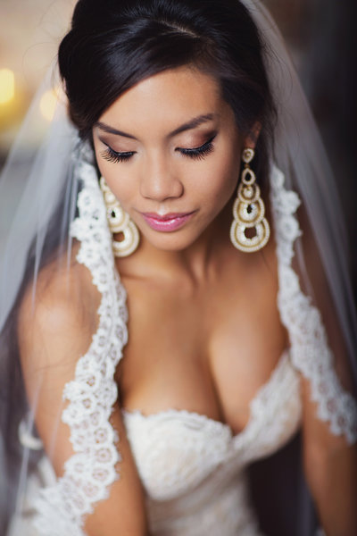 New Orleans Wedding Photography editorial bride