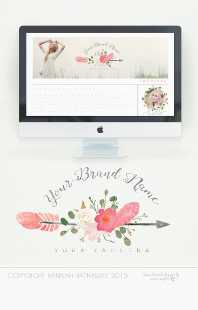 Branding_Package_-_Boutique_Logo_-_Website_Template_-_Flower_Logo_-_Watercolor_Logo_-_Brand_Identity-267575931-_5