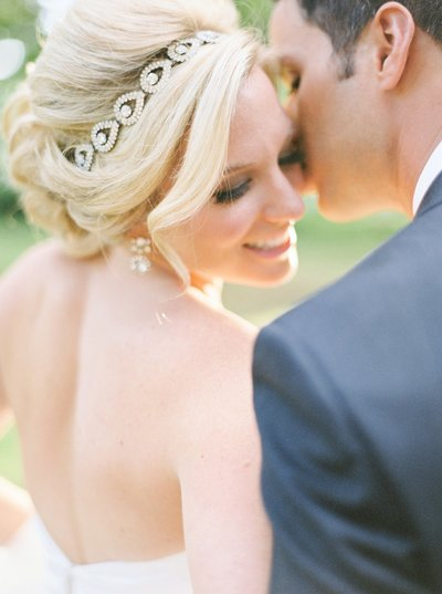 Romantic wedding photography in Louisville