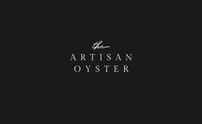 Primary logo mark for The Artisan Oyster