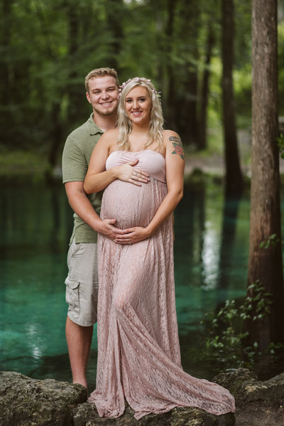 Amber Dorn Photography Maternity High Springs Florida Photographer