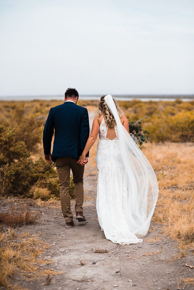 Central Oregon Desert Boho Intimate Wedding Planner