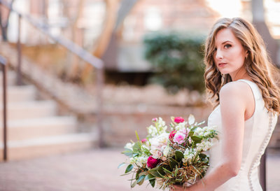 Styled Shoot  Souther Bride  Kayli  Green Bee  Face Forw-0021