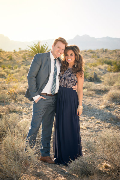 Trent and Lauren