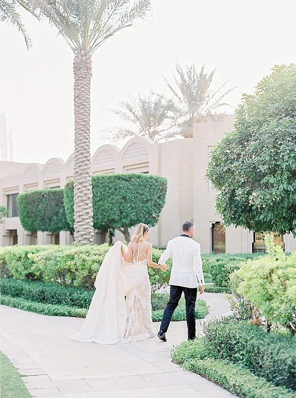 Dubai Wedding Photographer One & Only Royal Mirage Dubai