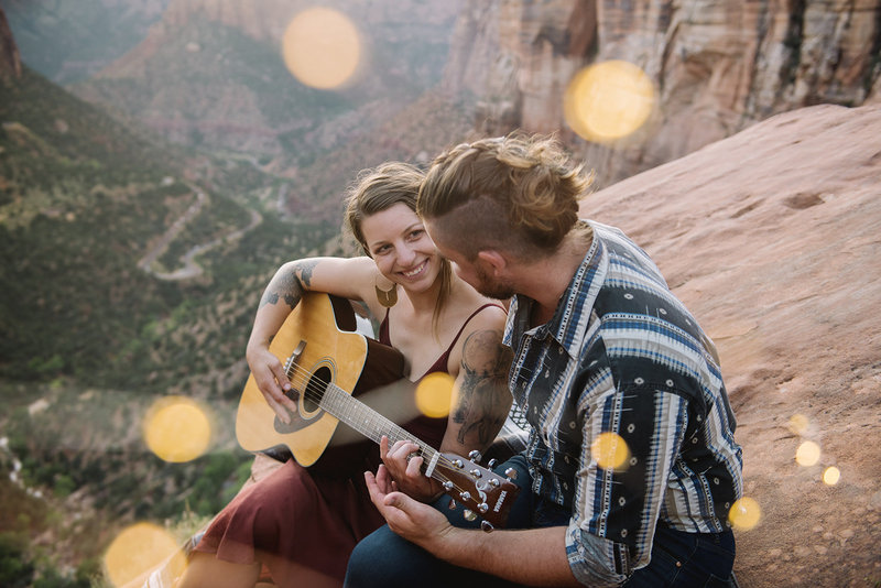Wild Within Us Wedding Portrait Engagement Lifestyle Photography Photographer Zion National Park Natural8