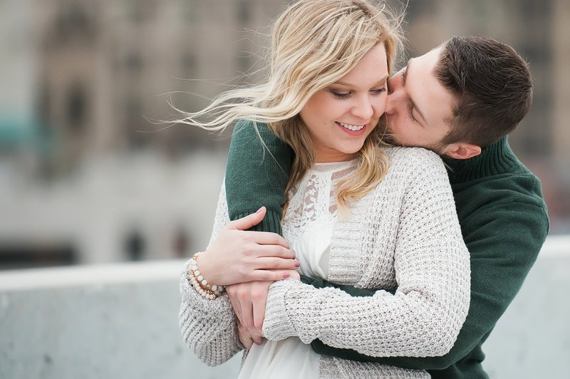 Detroit Engagement Photographers