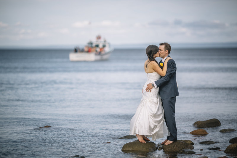 Saint John, NB wedding cinematographers, photographers and videographers. Producing photos and films that last and capture moments and portraits that evoke emotion