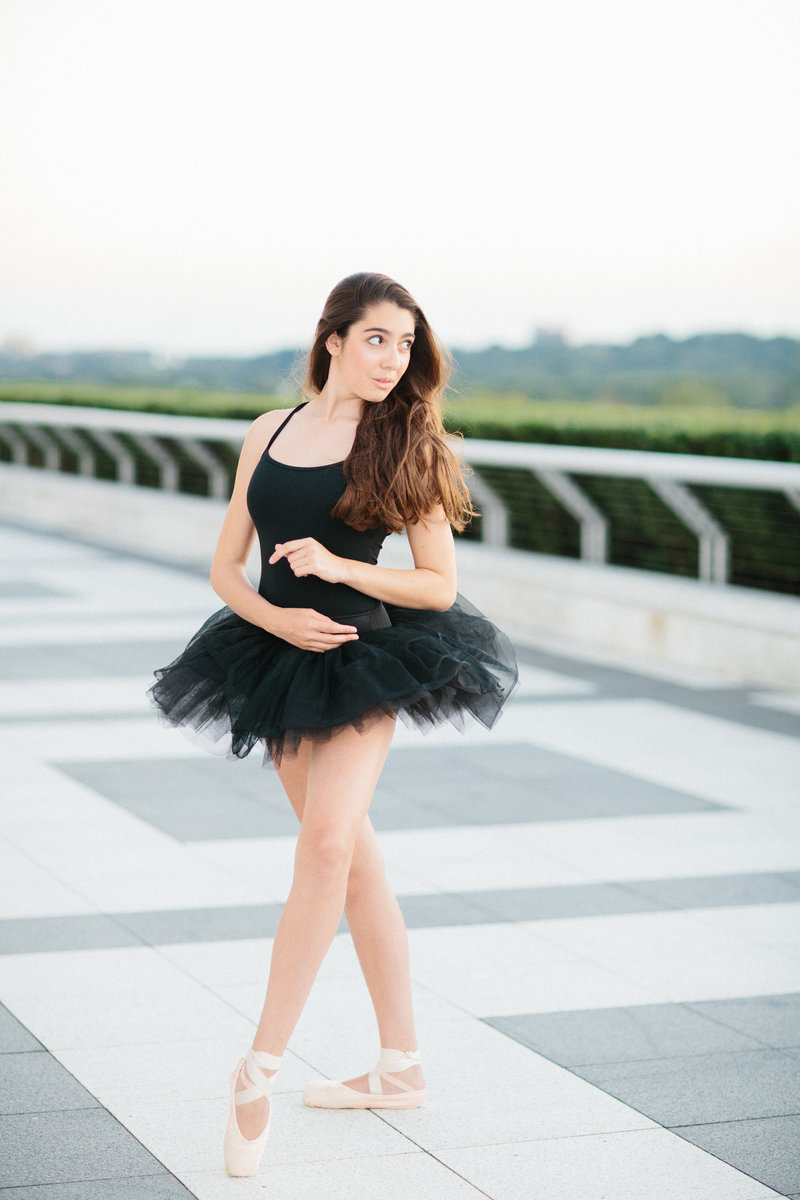 01 Abby Grace Photography Washington DC Ballerina Photographer