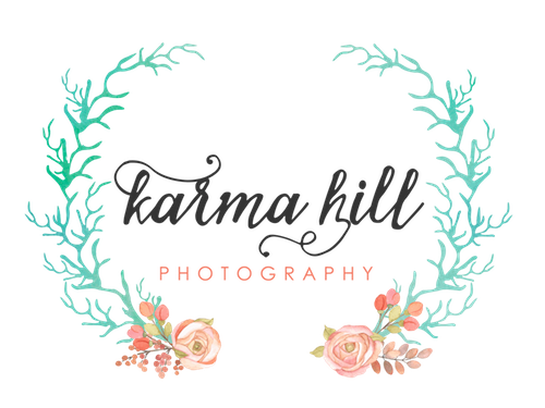 Logo of Maui Wedding Photographer Karma Hill
