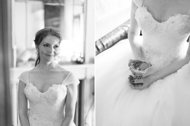 sarah hannam bradley house wiltshire wedding film photographer bride sassi holford dress