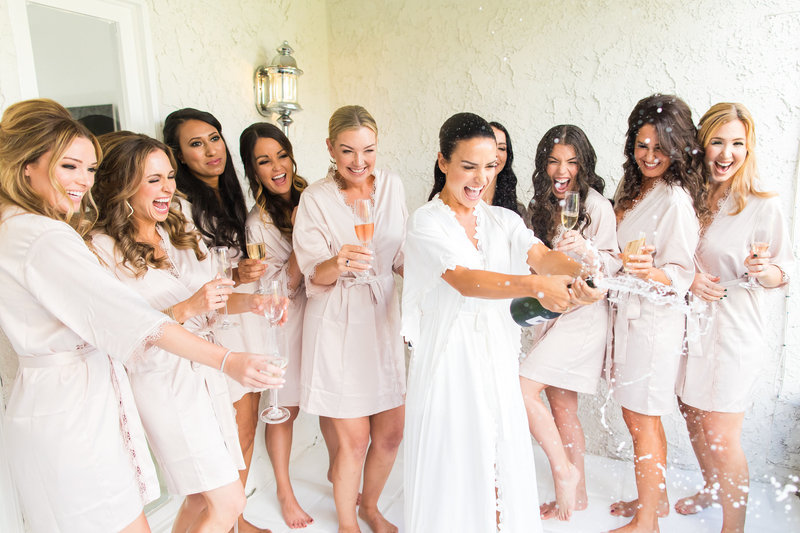 Palm Springs Bridal Party