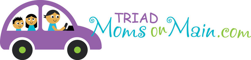 Moms on Main logo TRIAD