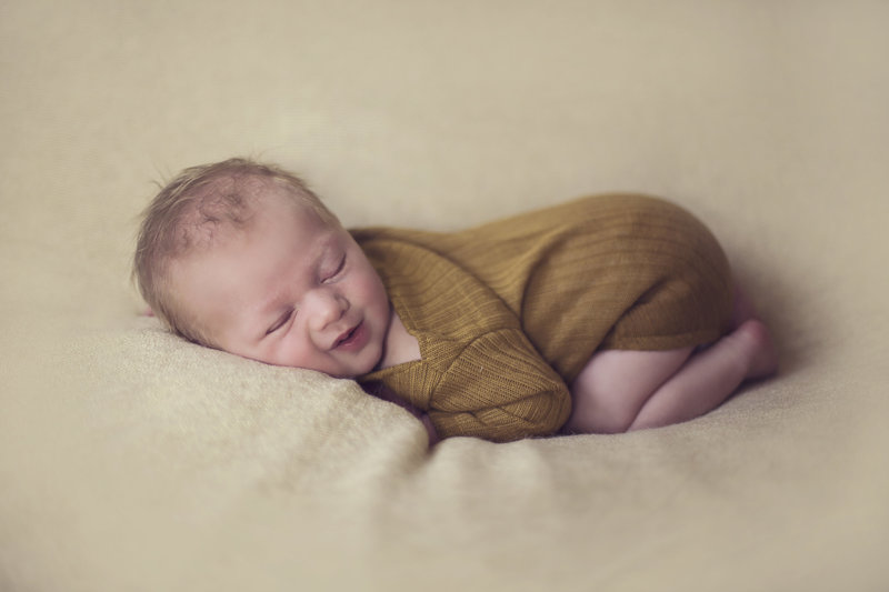 newborn photo session in Manchester