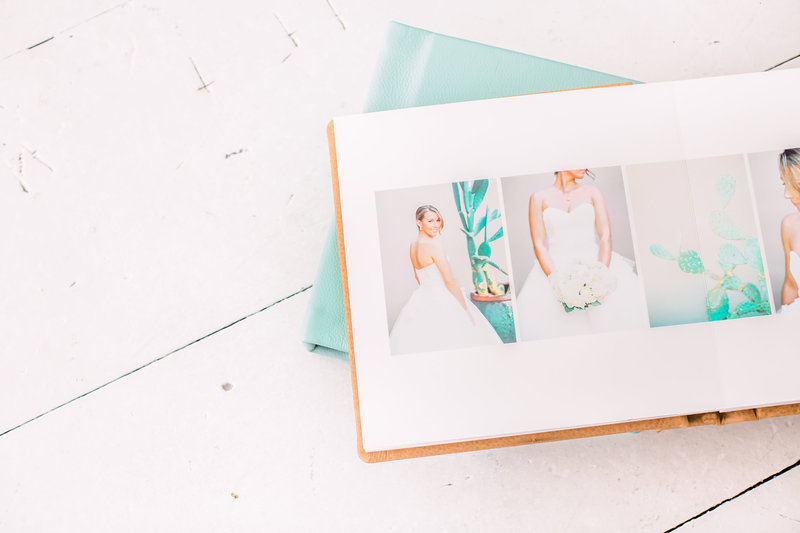 06. Images Printed Directly Onto Thick, White, Matte Pages