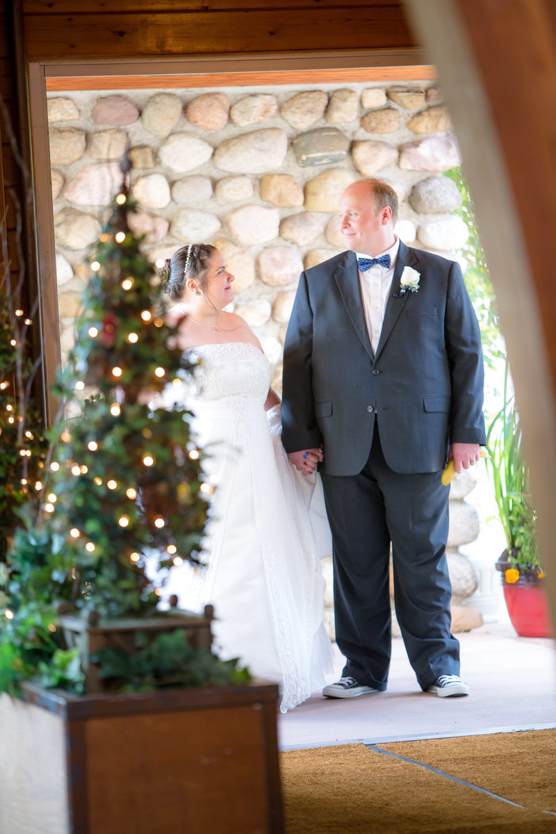 85 wedding photography Bride and groom reception entrance