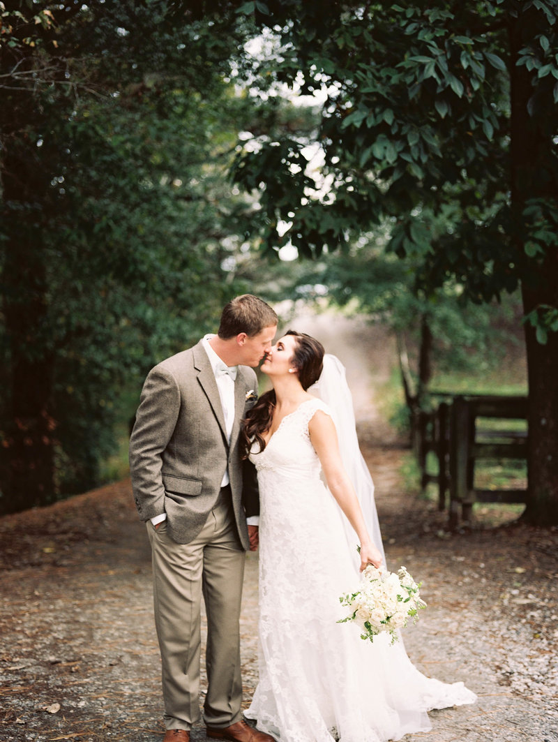 Rustic Farm Wedding in Georgia