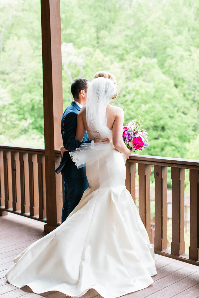 Lexington VA wedding photographer
