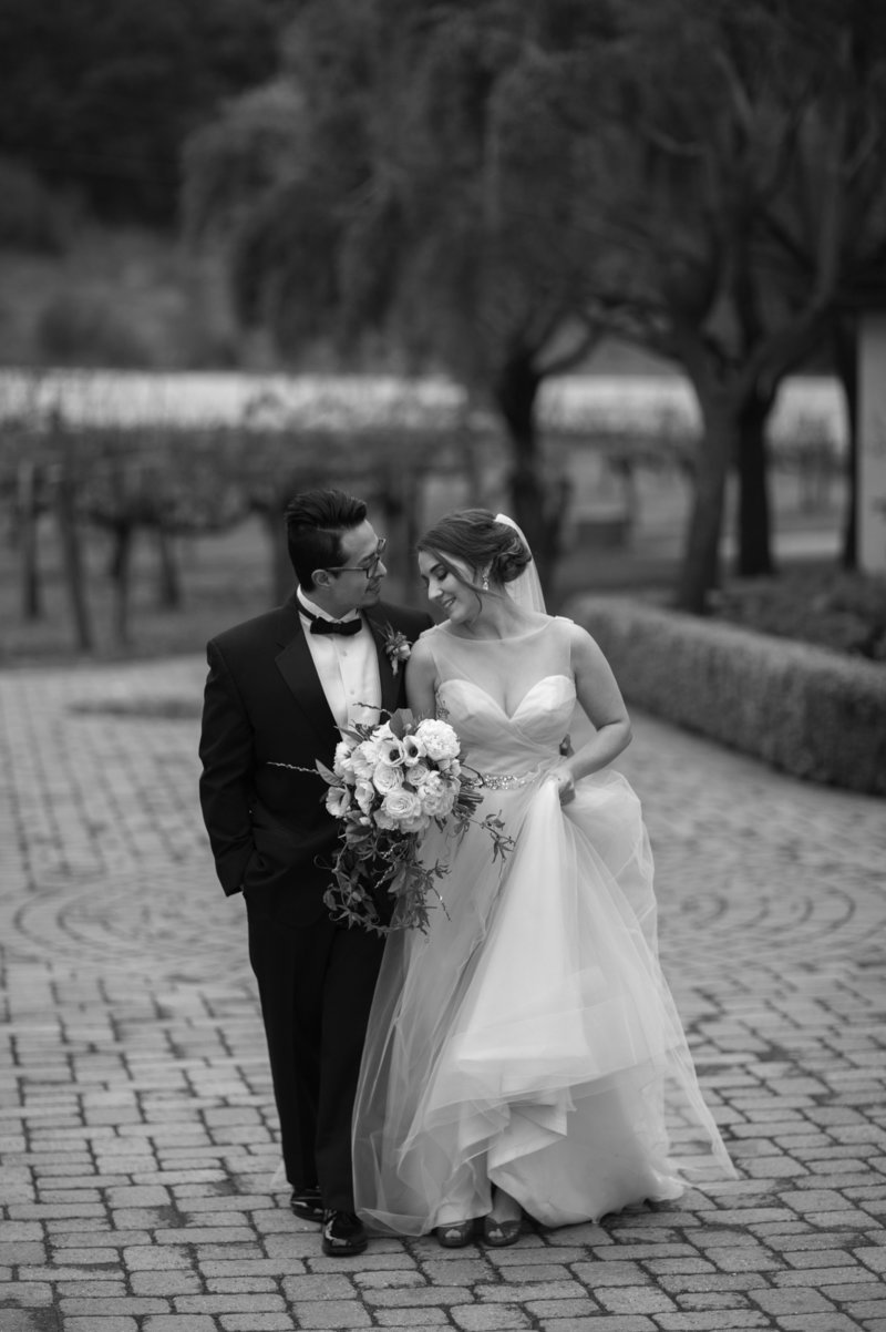 Husband and Wife Team creating elegant, timeless wedding photography that tells the story of your big day.