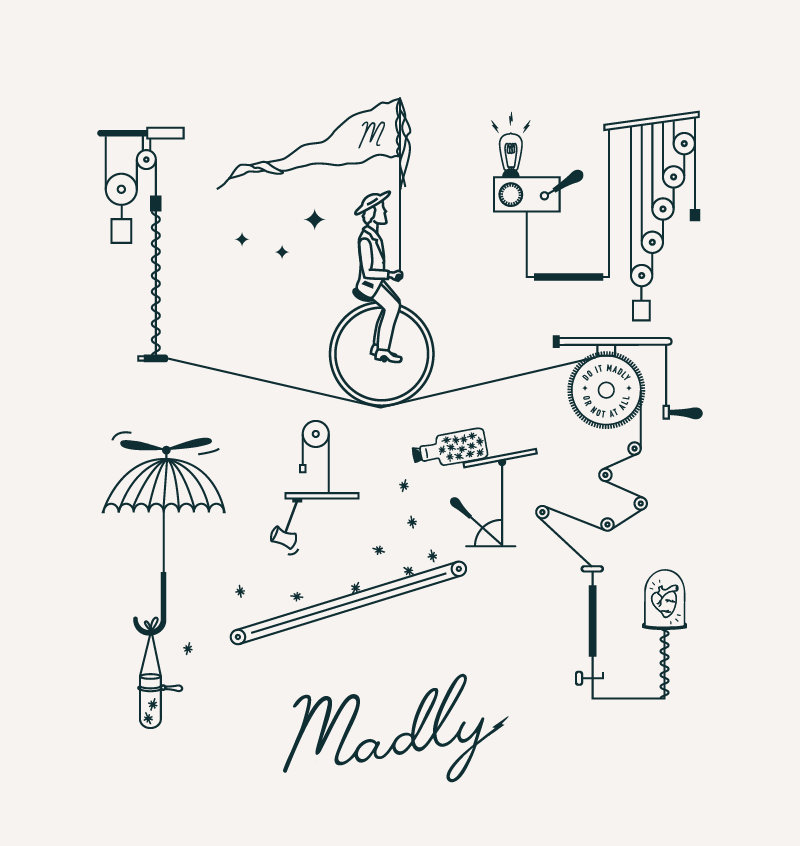 madly-branding-goldberg-machine
