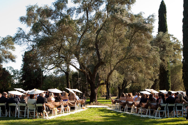 Wedding Ceremony, wine country wedding, Jennifer Baciocco Photography