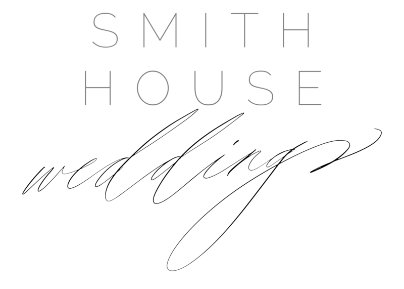 SMITH HOUSE WEDDINGS PLACE HOLDER WHILE WE WAIT FOR LOGO