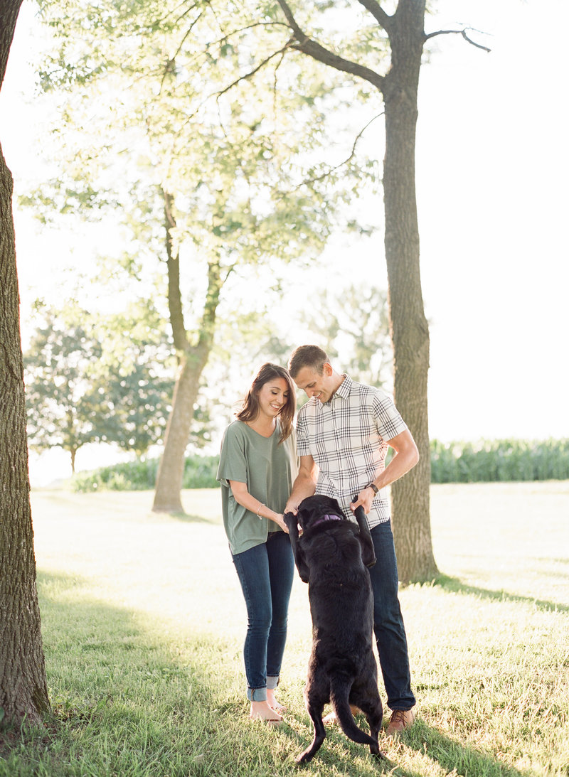 Allison + Travis | the Engagement -128