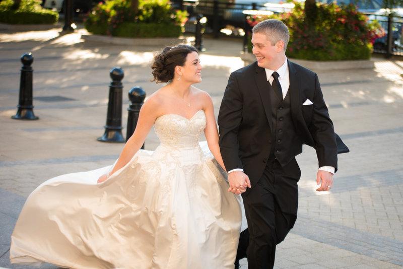 Wedding photos at Nashville Symphany