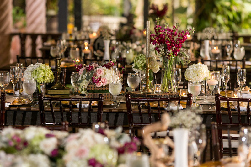 Decor Hacienda Siesta Alegre Destination Wedding
