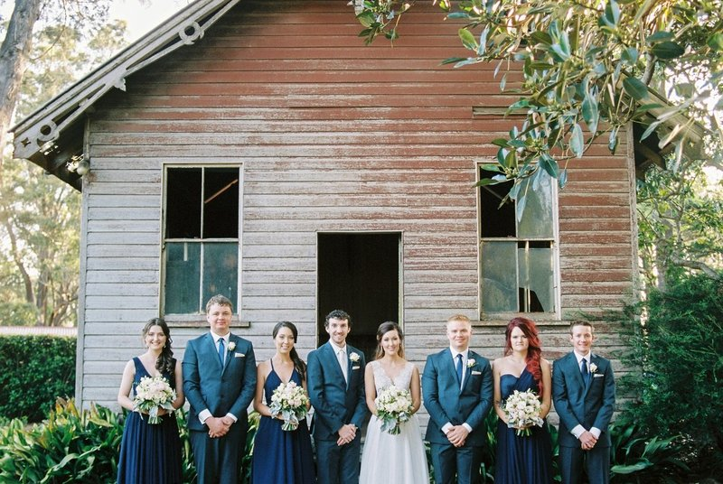 Steph and Byrce at Gabbinbar Homestead by Casey Jane Photography 70