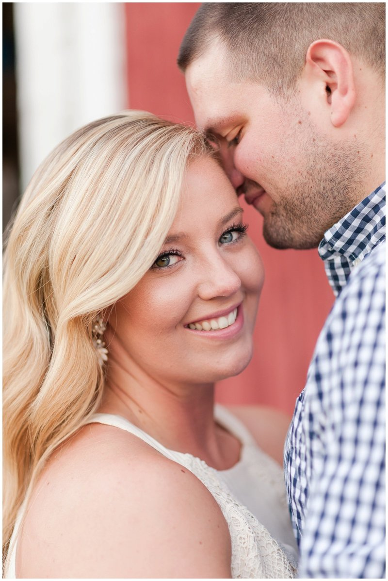 Mansfield Ohio Engagement Session Kingwood Garden Center_0020