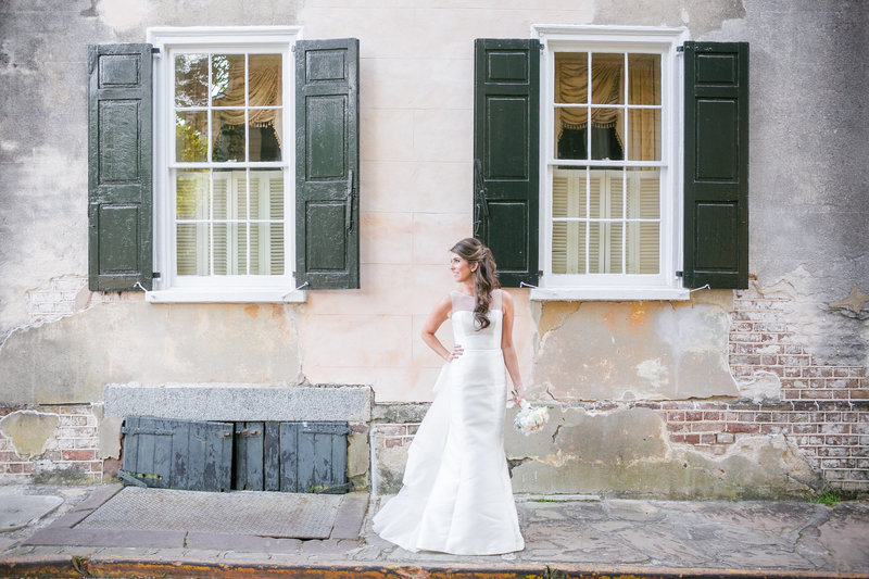Charleston Bridal Portraits