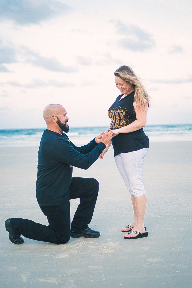 Daytona Beach Proposal photo by Sidney Baker-Green
