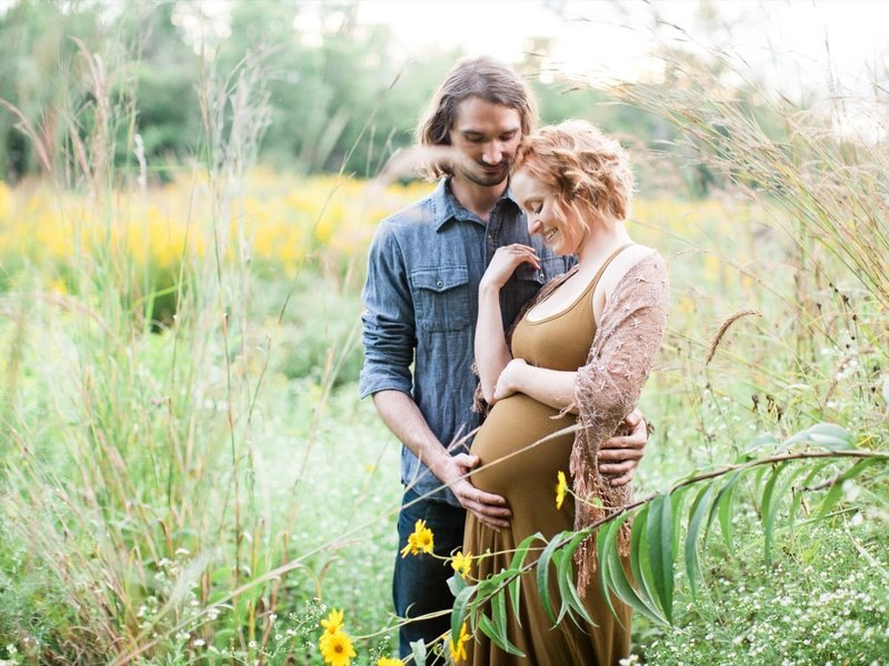 Maternity Photographer Ohio