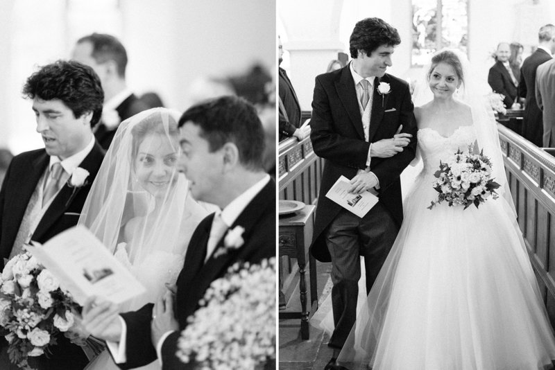 sarah hannam bradley house wiltshire wedding film photographer ceremony