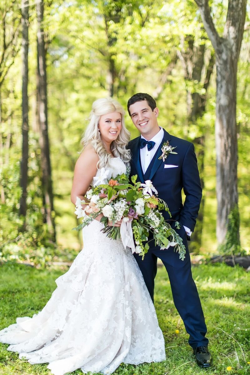Atlanta Planner Wedding Bouquet