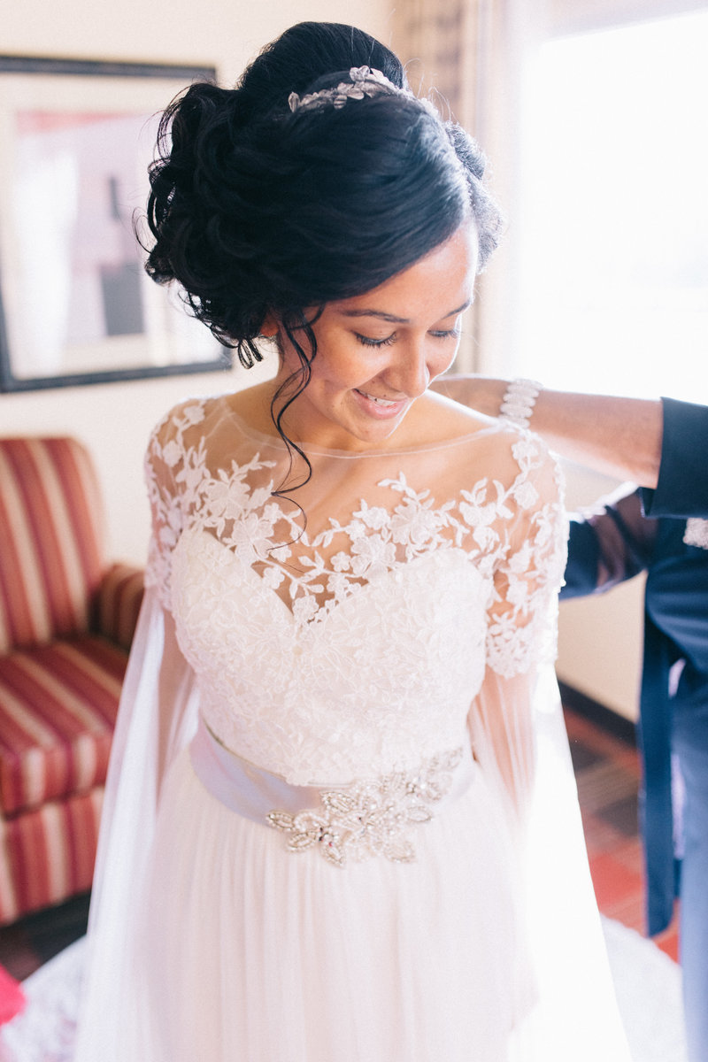 Double Tree Wedding Photo by Grand Rapids Wedding Photographer Sidney Baker-Green