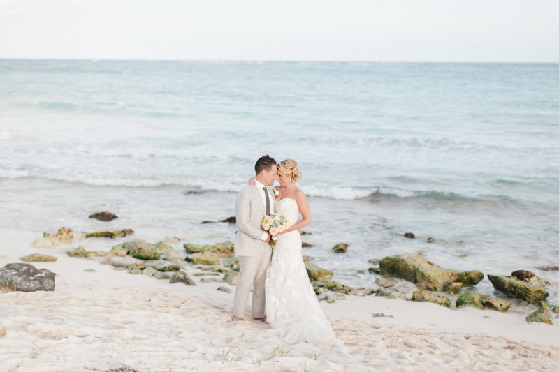 Tulum Wedding by Virginia and Destination Wedding Photographer Elizabeth Friske Photography-33