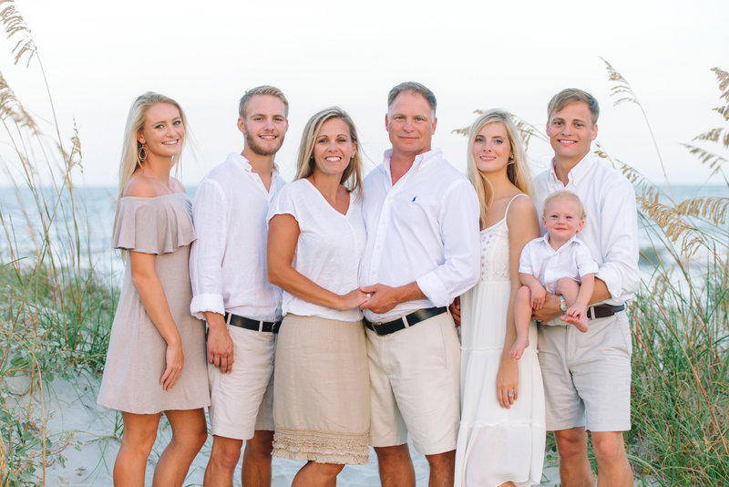 Family Picture Ideas Part - 30: Family Pictures   Myrtle Beach Family Photography Ideas   What To Wear To  Your Family Session