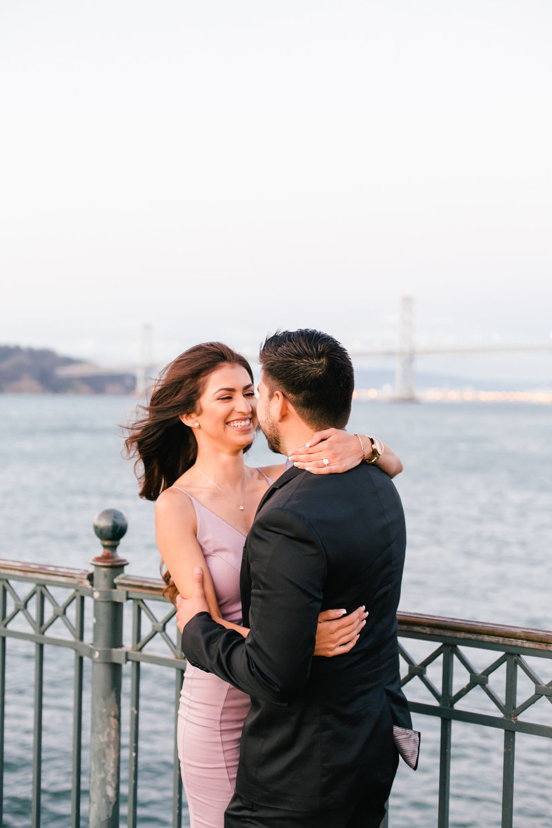 Alisa Duenas Photography-San Francisco-Engagement Photographer