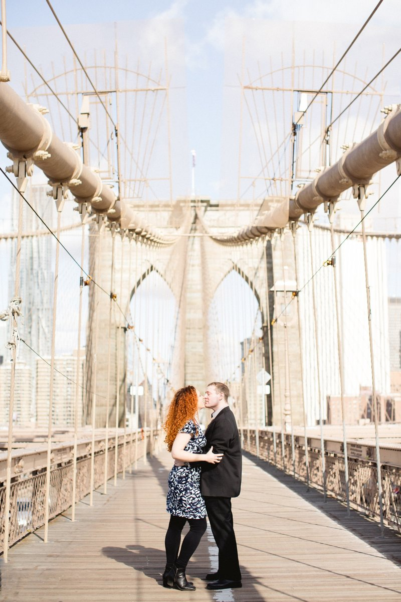 K.D.Burke Photography | NYC Engagement | New York City Wedding Photographer_0550
