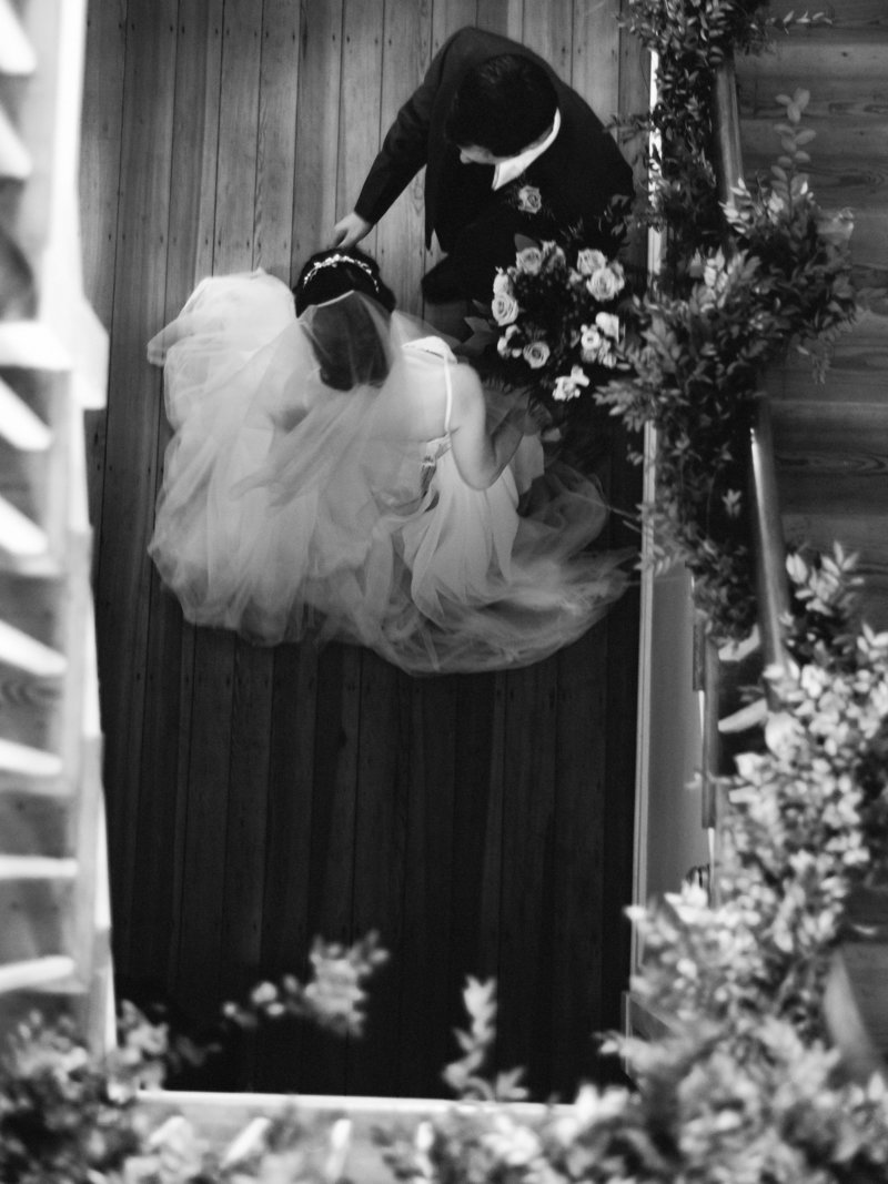 ER Wedding -138_BW